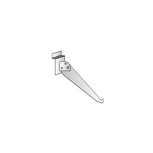 Slatwall Adjustable Bracket