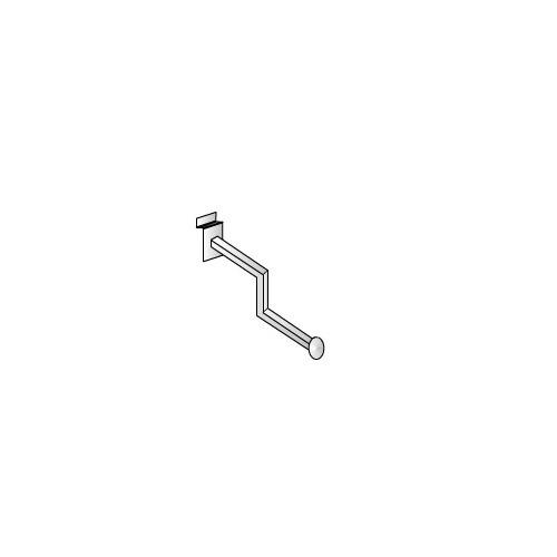 Slatwall Step Down Hanger
