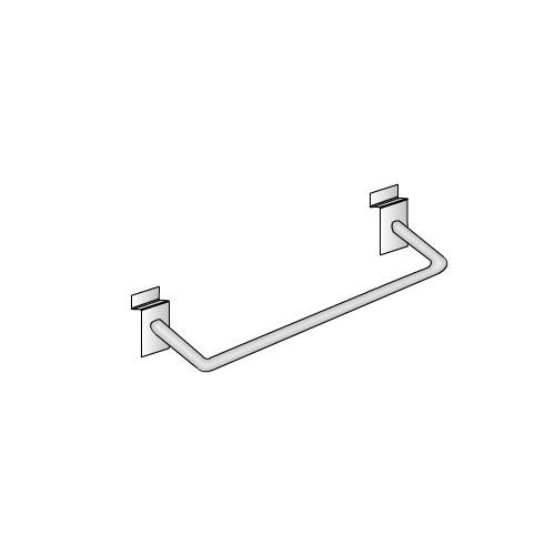 Slatwall Towel Rail