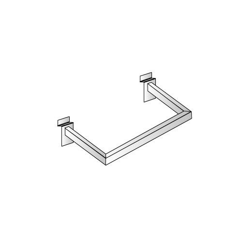 Slatwall Hangrail
