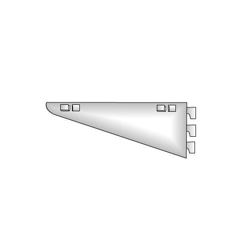 Steel Shelf Tabbed Bracket