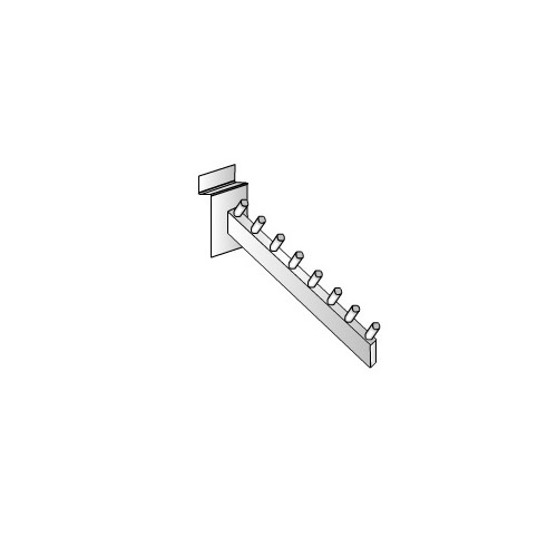 Slatwall Waterfall Pin Prong